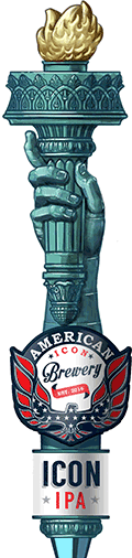 Icon IPA Tap Handle
