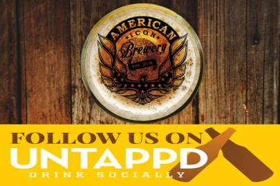 Follow us on Untappd.com. This link opens new window.